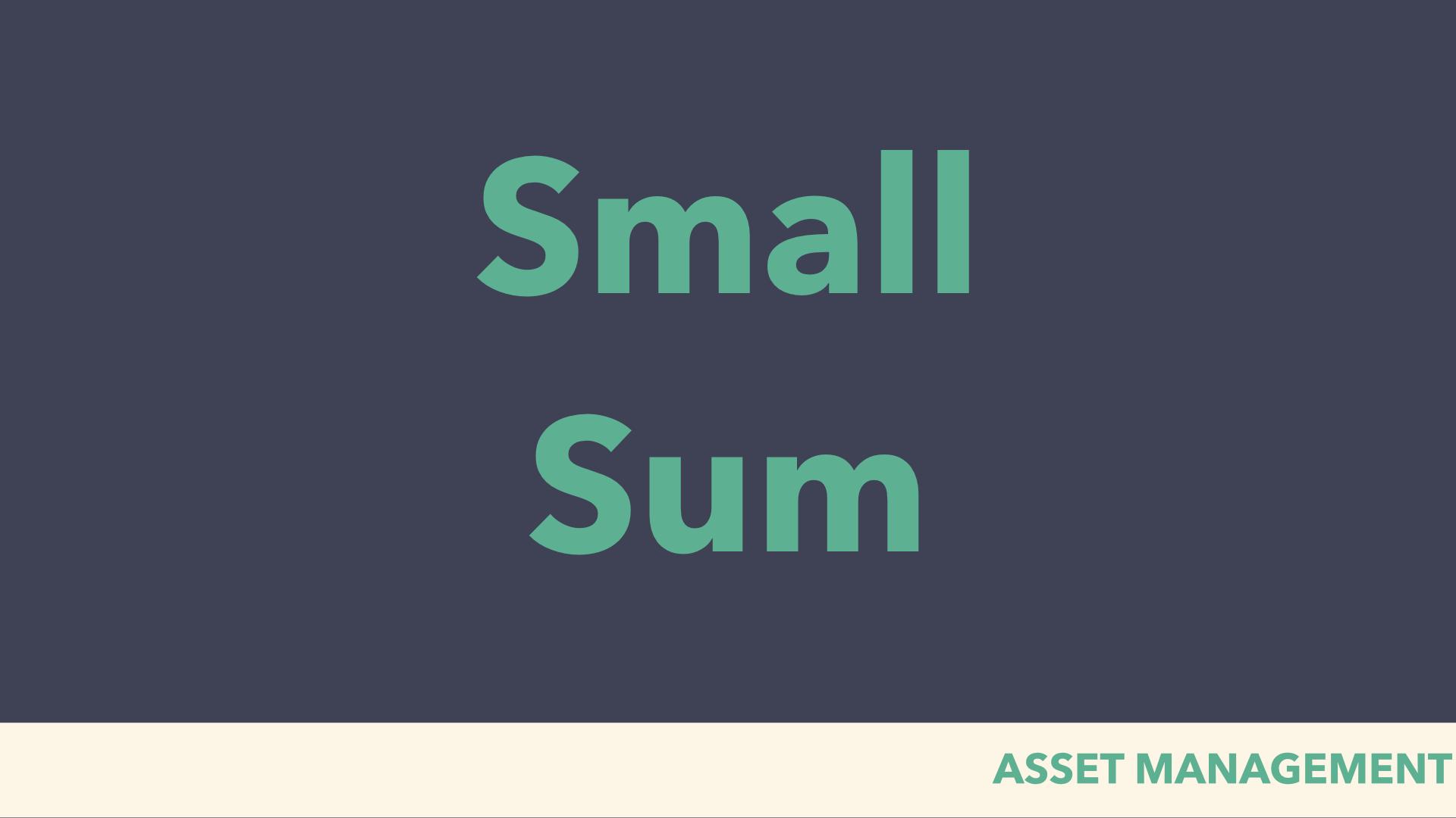 smallsum