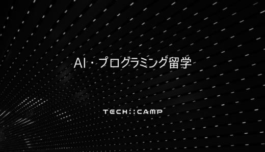 AI・プログラミング留学