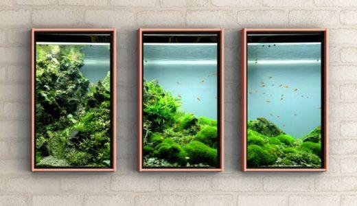 サンゴや色鮮やかな魚たちが泳ぐアクアリウムの世界を、窓型スマートディスプレイAtmoph Window 2に追加。チャームが、3メートル水槽で独自に生み出す水生植物たちの小宇宙を、お部屋で楽しめます。