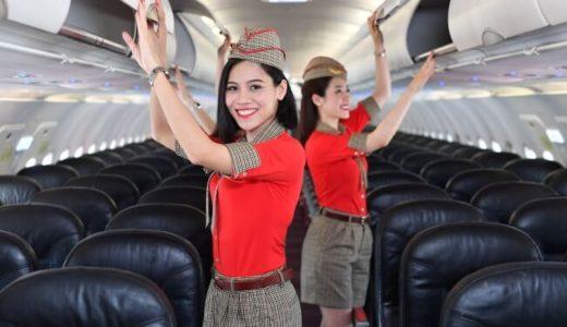 ベトジェット、東京で事前予約不要の「客室乗務員リクルート・デイ」を開催